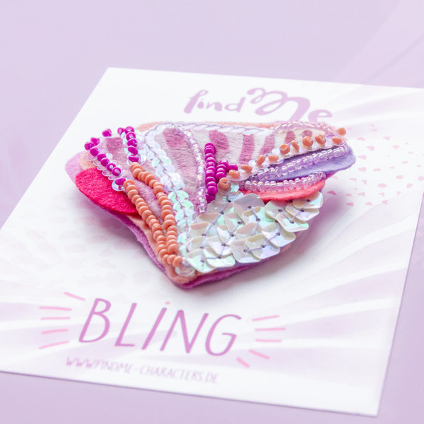 """Bling"" - Brosche: Crazy 05"